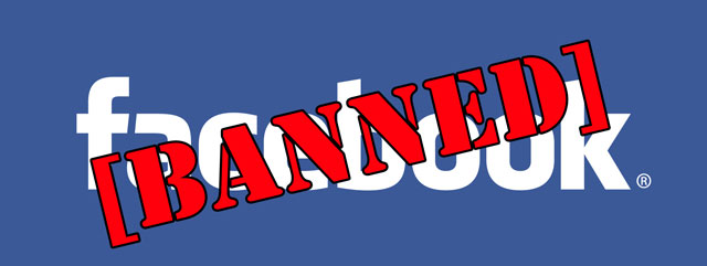 how to remove ban if banned from sending friend request on Facebook