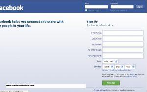 Access Facebook full version login via mobile