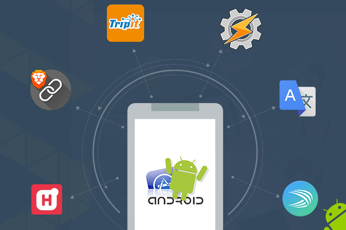 best 5 utility apps for android phones