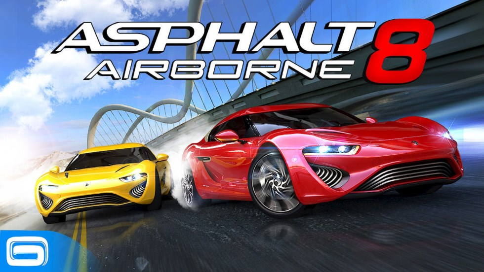 download Asphalt 8 game from google play store