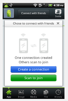 download flash share for android and transfer easily