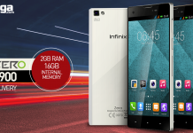 Infinix Zero Supercharged version