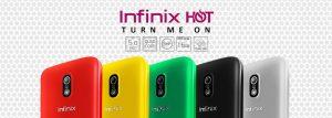 infinix hot x507 phone