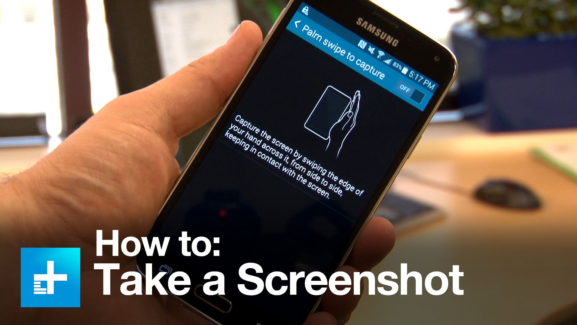take screenshot on android phones