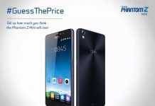 tecno phantom z mini specs and features