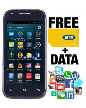 MTN Sm@rt Mini android phone