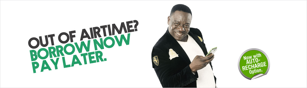 borrow credit on glo network