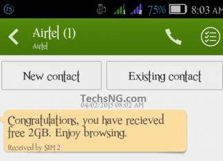 get free 2gb data on airtel