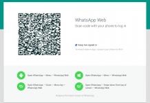 whatsapp web feature on mozilla firefox