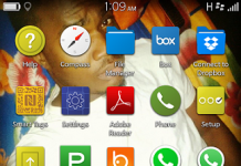 2 whatsapp app on blackberry 10 Phones