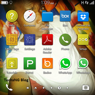 2 whatsapp app on blackberry 10 Phones