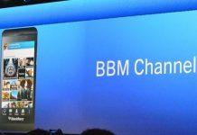 BBM Channel web portal