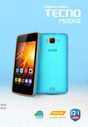 Tecno Y4 android phone specifications and features
