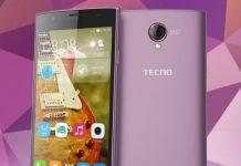 Tecno Boom J7 phone