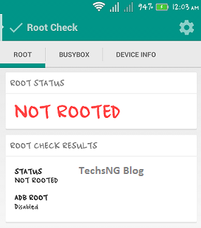 android phone successfully unrooted