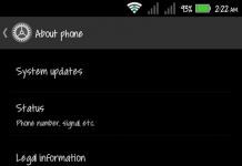 Custom font on the infinix zero 2 x509 android phone