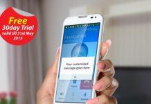 MTN Callerfeel service