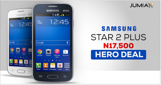 samsung galaxy star plus 2 on Jumia mobile week
