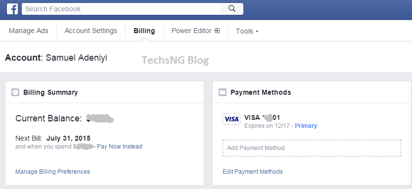 facebook ads manager new look