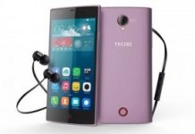 Tecno Boom j5 specifications