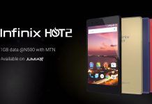 Infinix Hot 2 android One getting 6.0 marshmallow update