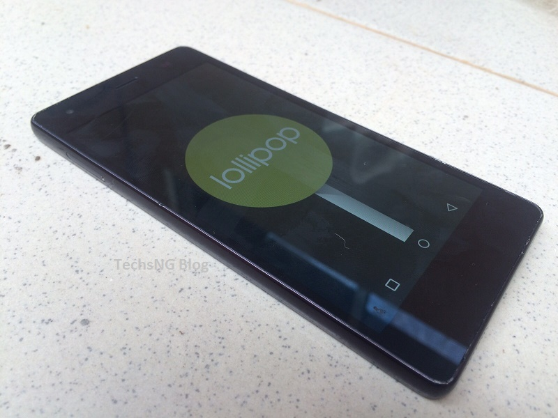 infinix zero 2 x509 running android 5.1 lollipop OS