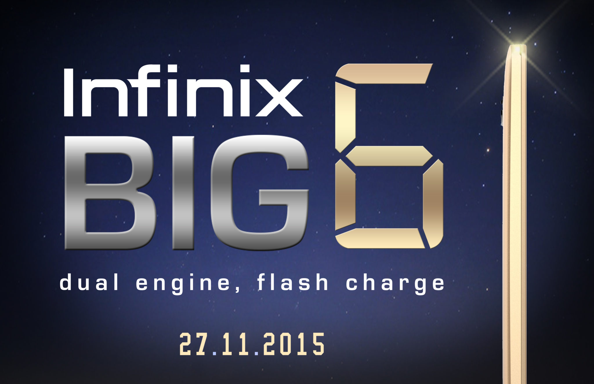 Infinix hot note 2 phone
