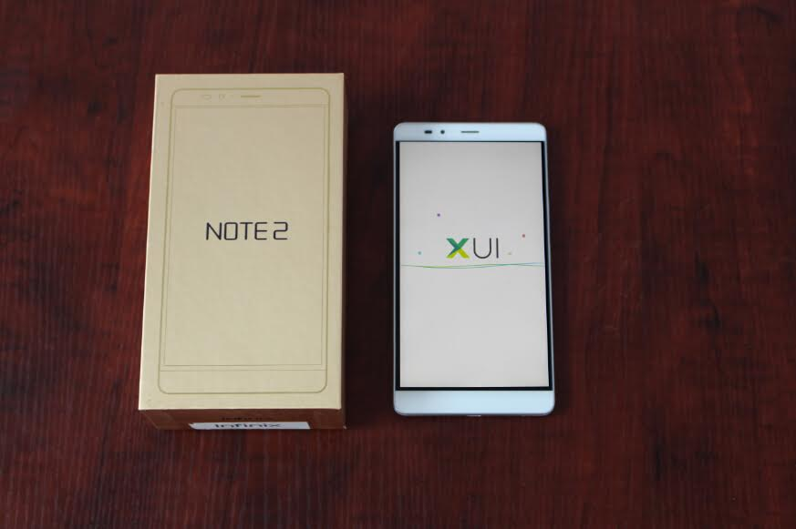 Infinix hot note 2 also known as big 6 images