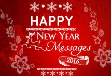 Happy new year text messages and quotes for 2016