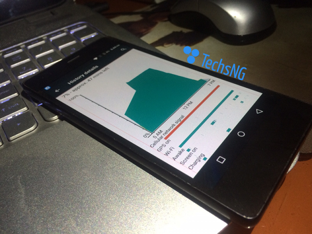 infinix zero 2 running lollipop battery test