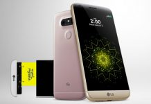 LG G5 launched at the mobile world congress