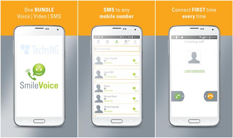 smile 4g lte voice call service