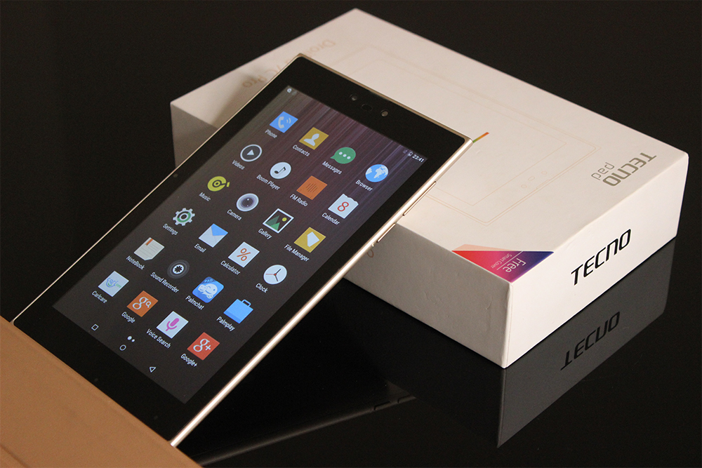 Tecno DroiPad 7C Pro tablet launched in Nigeria
