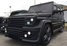 2016 G guard mamba jeep
