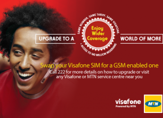 Visafone migration to mtn