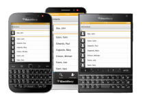 blackberry stops BB phone production