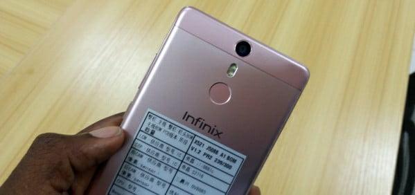 infinix upcoming smartphone