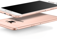 samsung galaxy c5 and c7