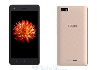 Tecno w3 full phone specifications and price in Nigeria