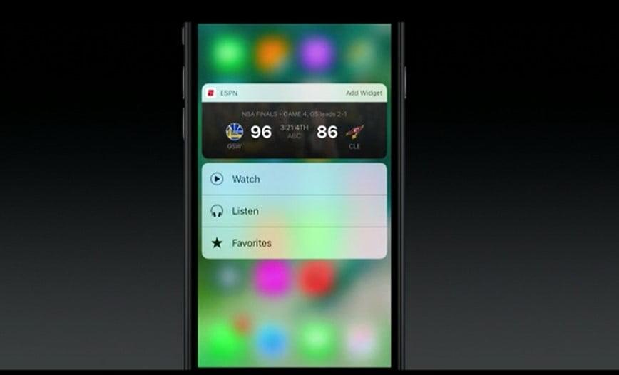 widgets are getting improvised on ios 10