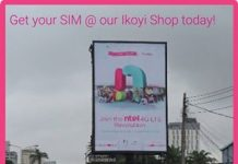 ntel new pick up outlet in Lagos