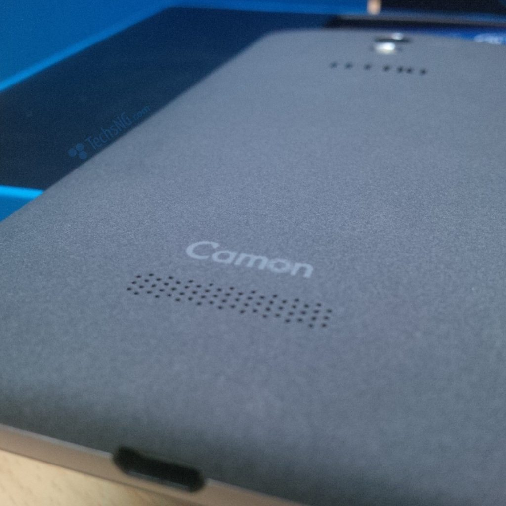 tecno camon c9 speaker view