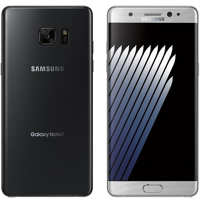 Samsung Galaxy Note 7 price in Nigeria
