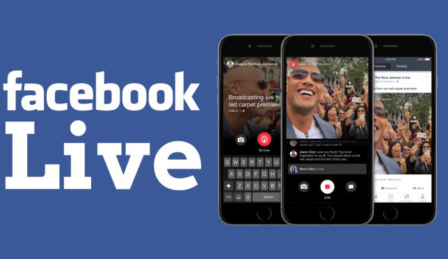 facebook live working in unsupported region
