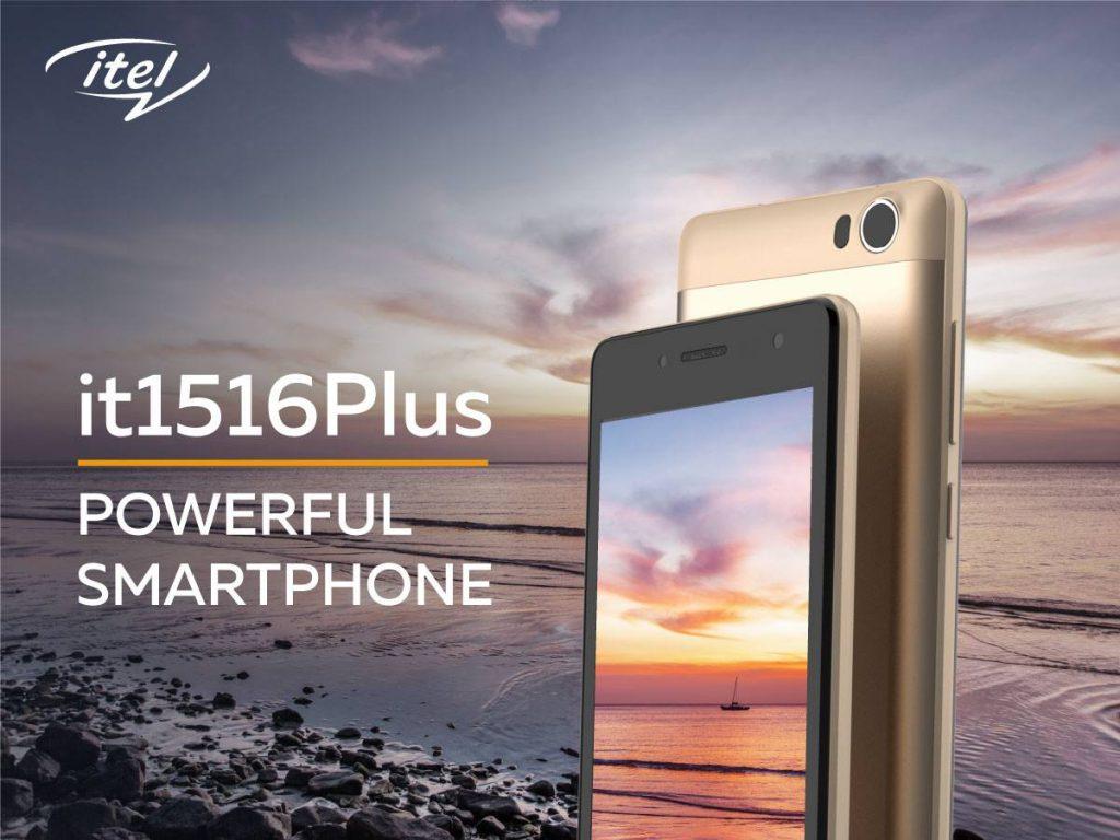 iTel 1516 Plus and price