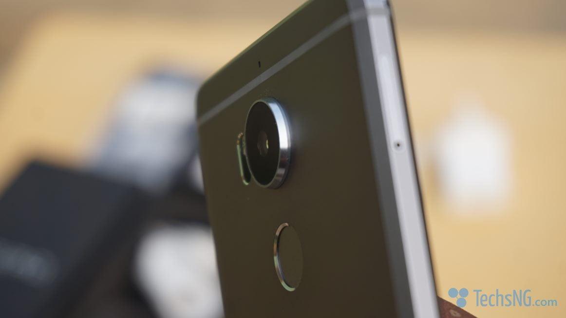 Infinix Zero 4 camera bump