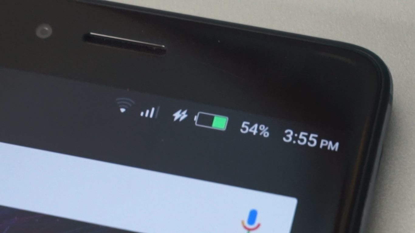 Infinix zero 4 battery fast charging