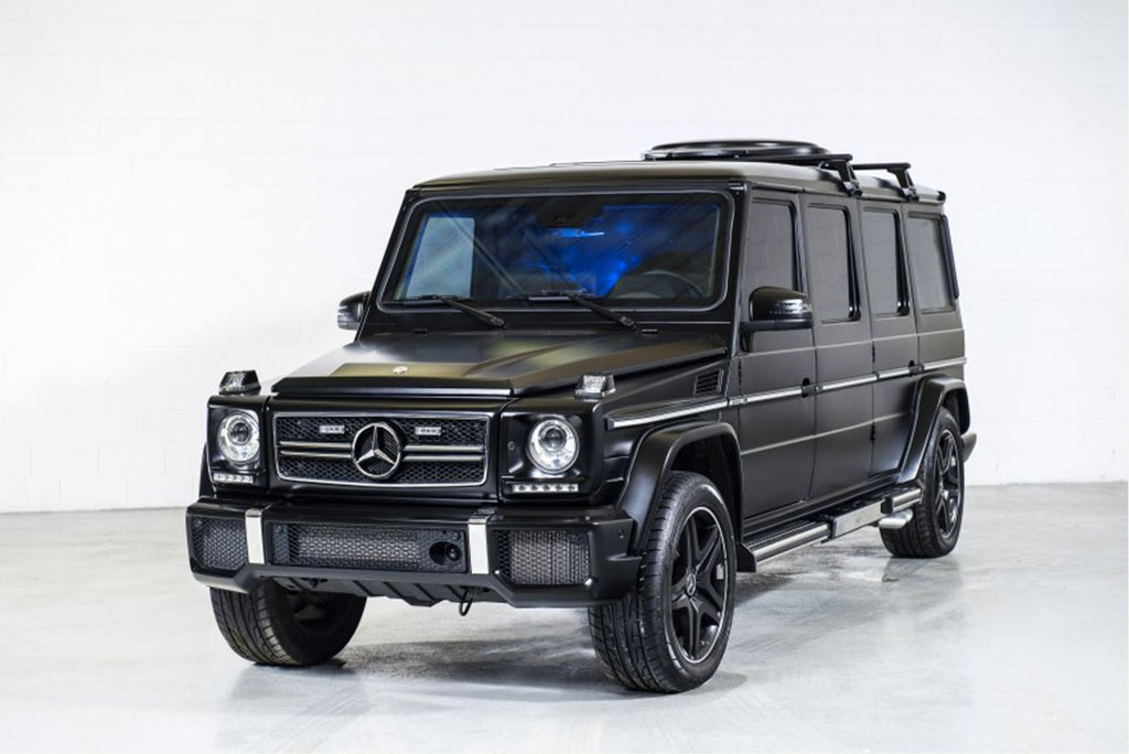 N500 million Mercedes Benz