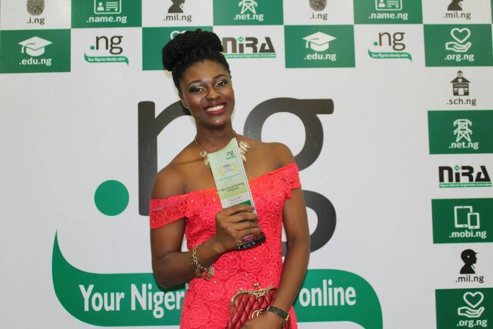garanntor Nigeria awards at NIRA 2017