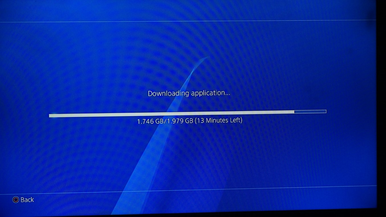 Increase PS4 download speed